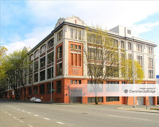 Seattle Trade & Technology Center at 2601 Elliott Avenue