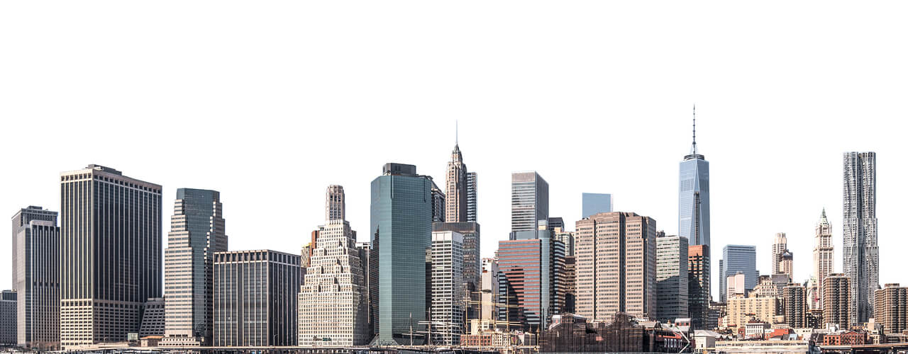 Manhattan's skyline
