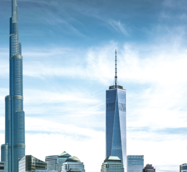 some of the world's tallest buildings to date