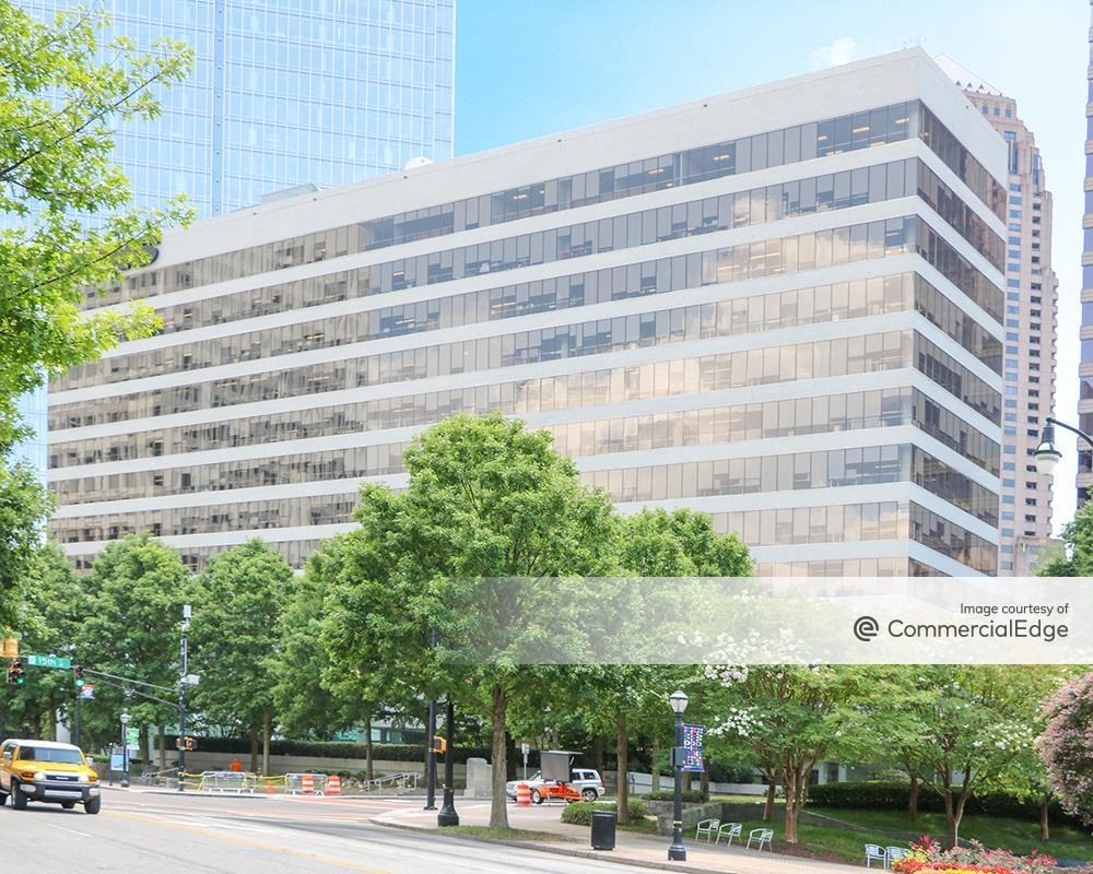 office space for rent in midtown atlanta at 1200 peachtree