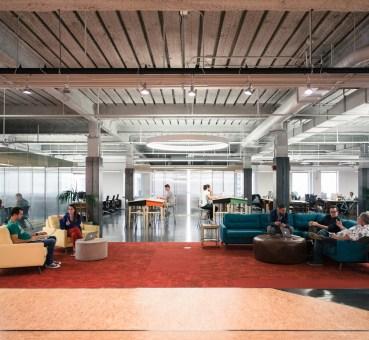 Image of a Phoenix coworking venue