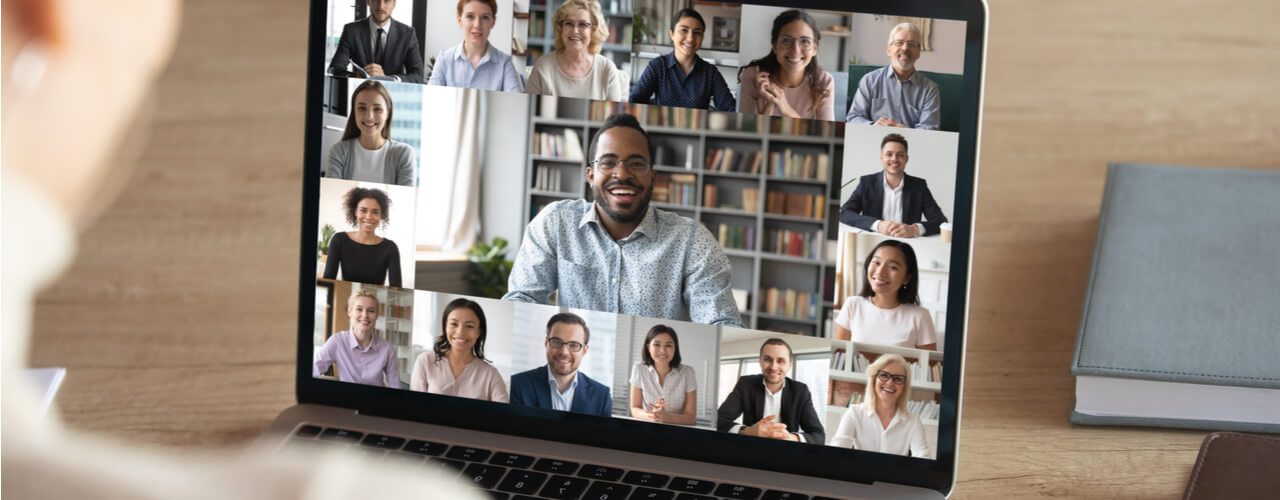 video call remote work