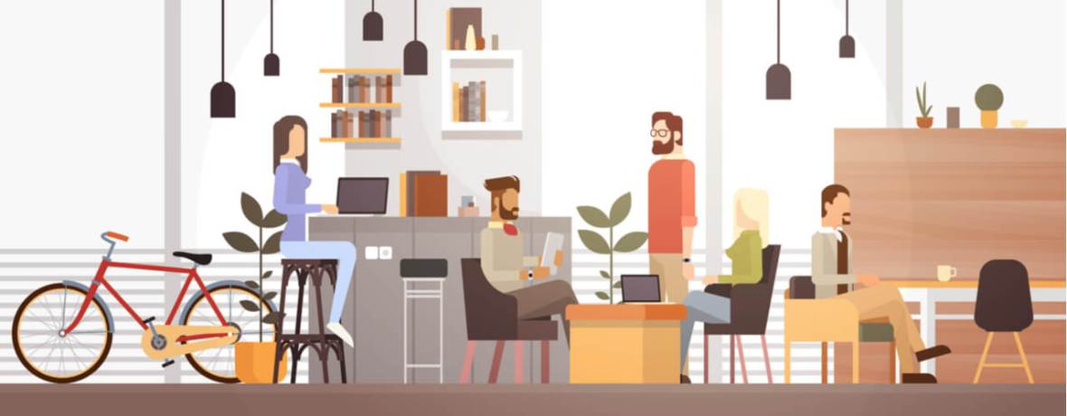 Top Green Coworking Spaces in the U.S.