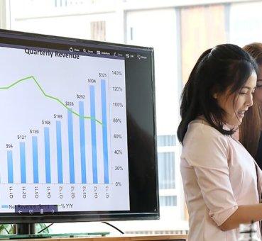 growing office demand