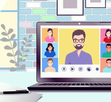 online meeting etiquette correct virtual meeting manners