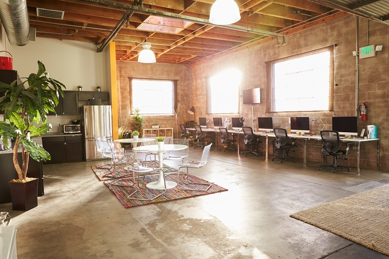 Creative office space