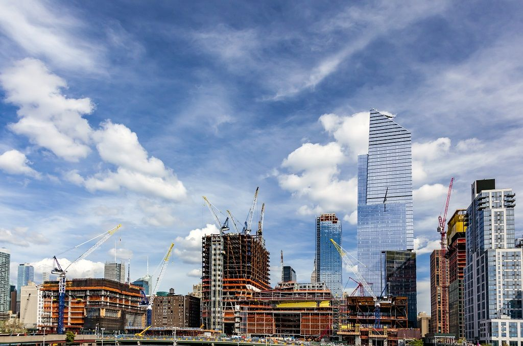 Pfizer To Relocate Global Hq To New Hudson Yards Office Gem Commercialcafe
