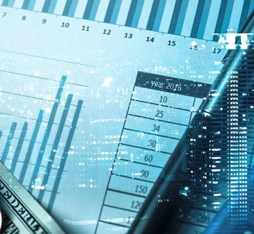 finance planning charts and instruments