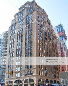 Midtown Manhattan office building