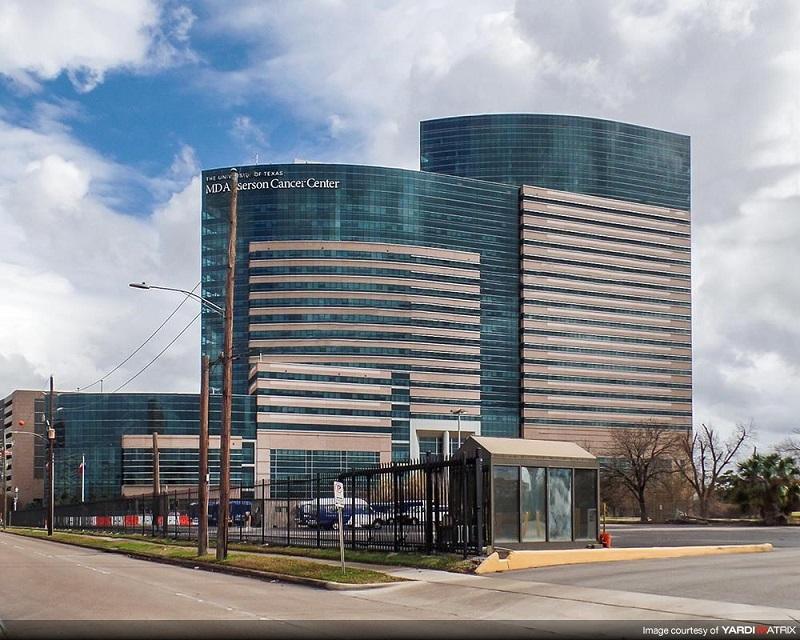Mid Campus Building 1, Houston (Yardi Matrix)