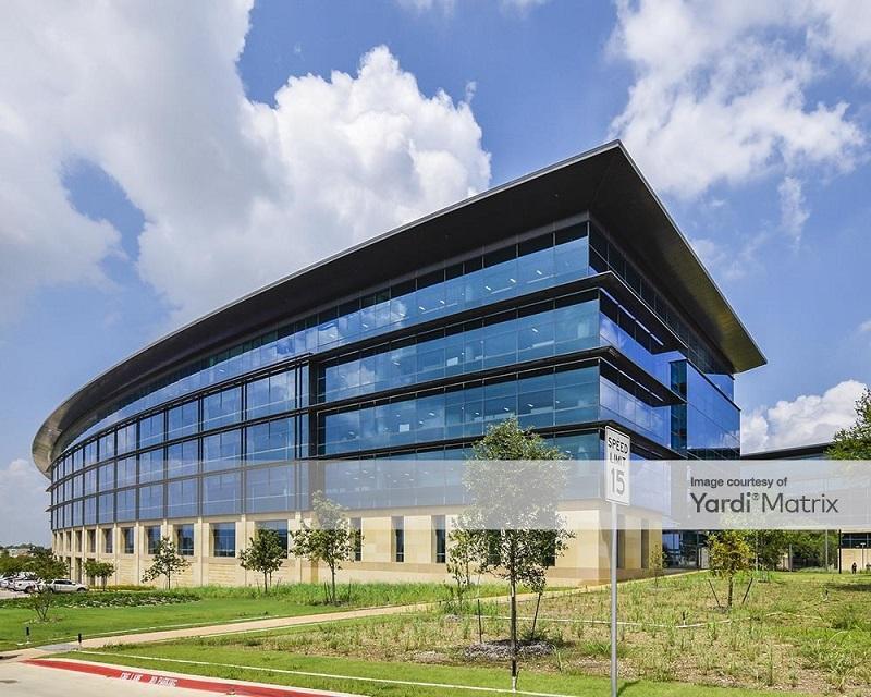 Toyota Headquarters at Legacy West, Plano, Texas (Yardi Matrix)