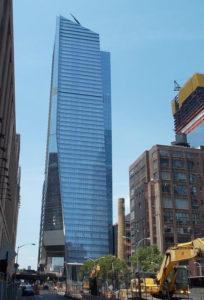 10 Hudson Yards, 501 West 30th Street, West Midtown, NYC