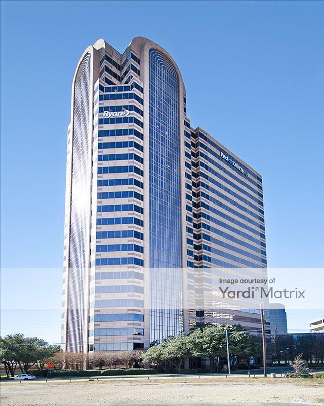 three galleria office tower, dallas