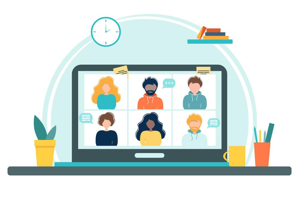 Online Meeting Etiquette Guide | CommercialCafe
