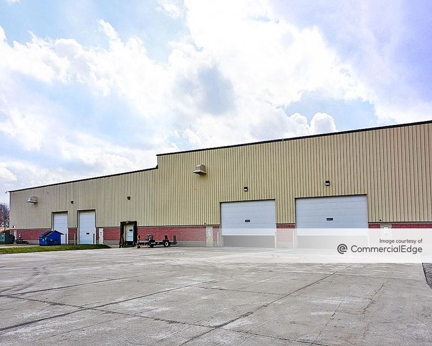 Liverpool Industrial Park - 550 Crane Drive