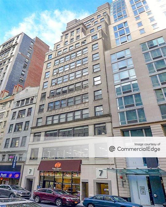 7 West 36th Street