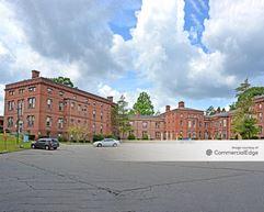 Butler Hospital - Potter, Duncan & Blumer Buildings - Providence