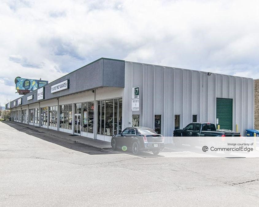 South Santa Fe Industrial Park