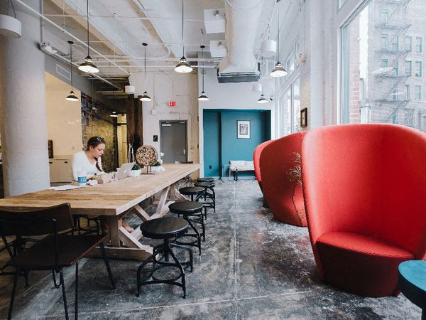 Office Freedom | Bay Street