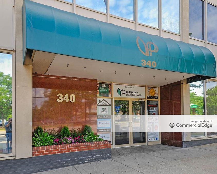 340 South Broadway Street