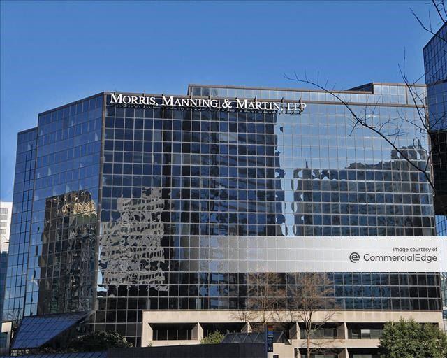 Atlanta Financial Center - East Tower