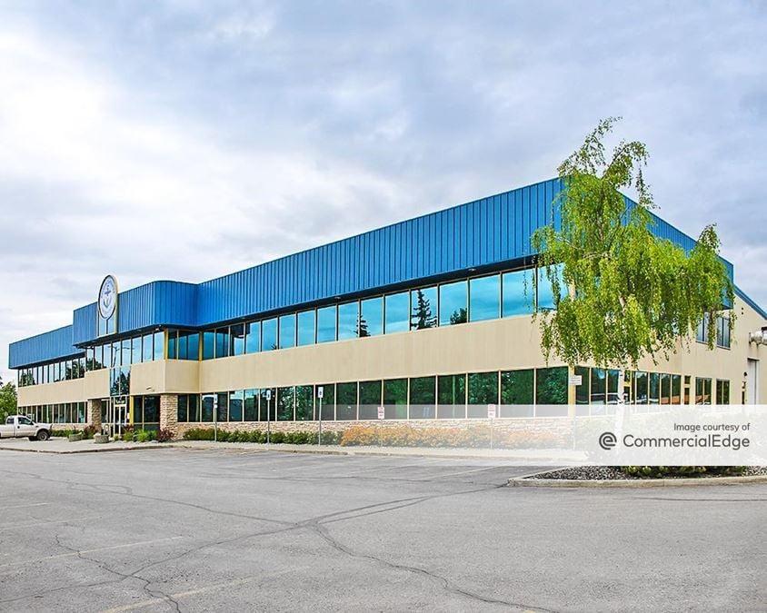Axel C. Johnson Building
