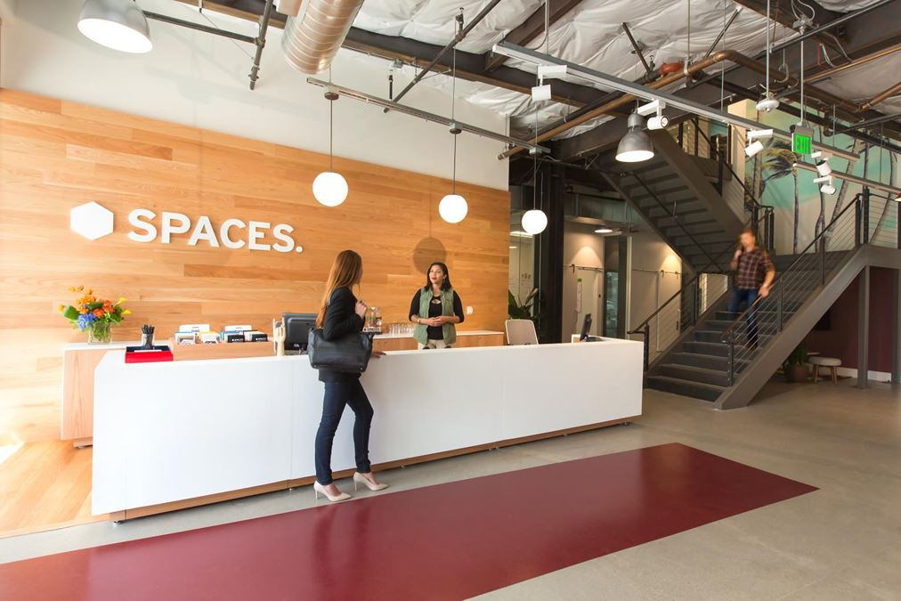 Spaces | Menlo Park