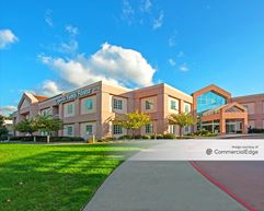 California Family Fitness Building - Orangevale