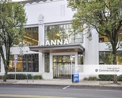 The Hanna Bldg - Portland