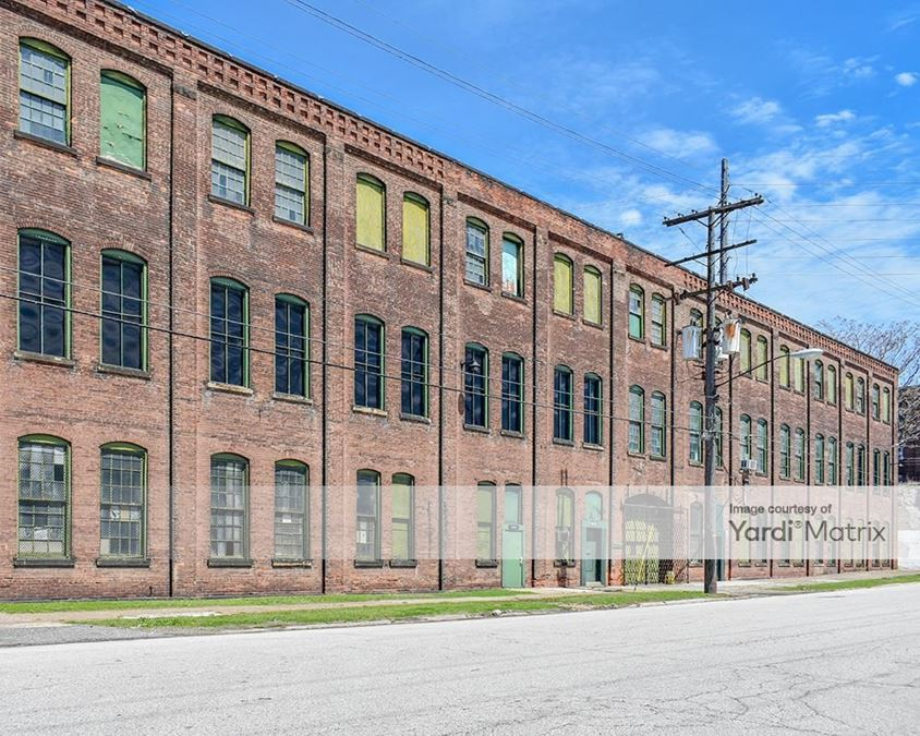 Cleveland Commerce Center - 4419 Perkins Avenue