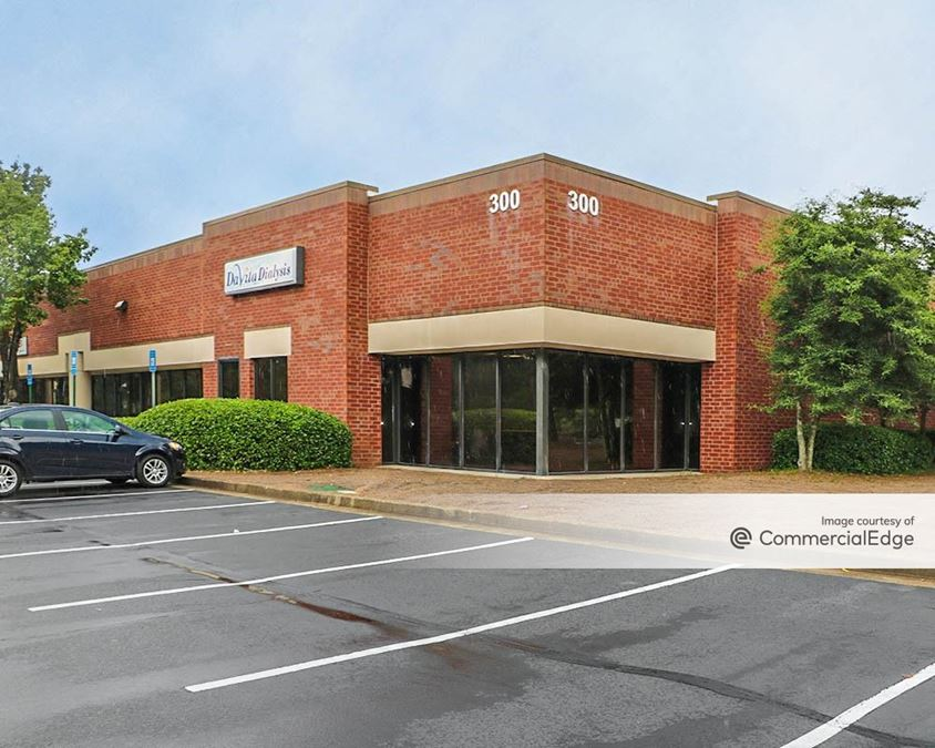 White Water Business Center - Buildings 300 & 400