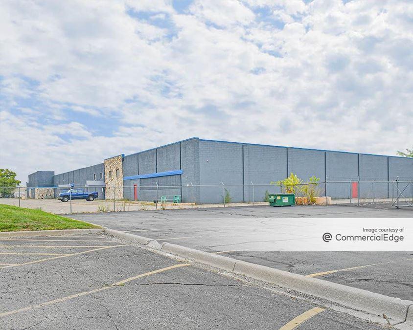 Genesee Packaging World Headquarters