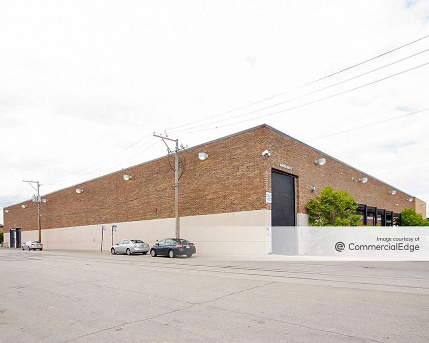 Goose Island Industrial Campus - 1111 North Cherry Avenue, 870 & 1060 West Division Street