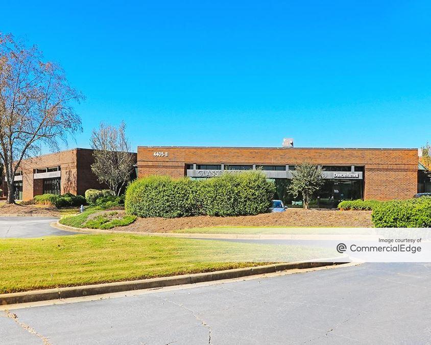 Gwinnett Park - 4320, 4350 & 4405 International Blvd