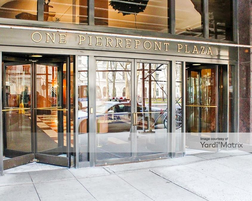 One Pierrepont Plaza