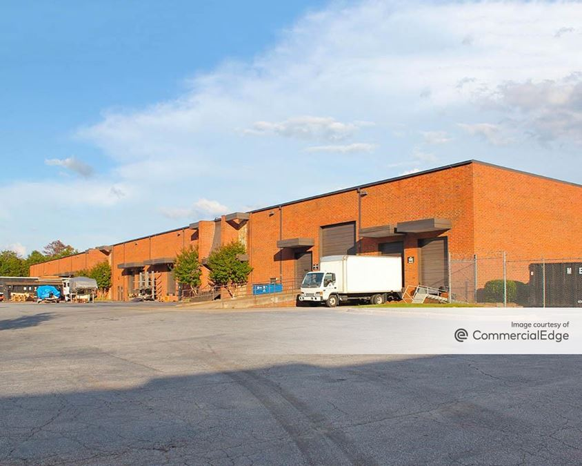Bankers Distribution Center - 2755-2775 Bankers Industrial Drive NW