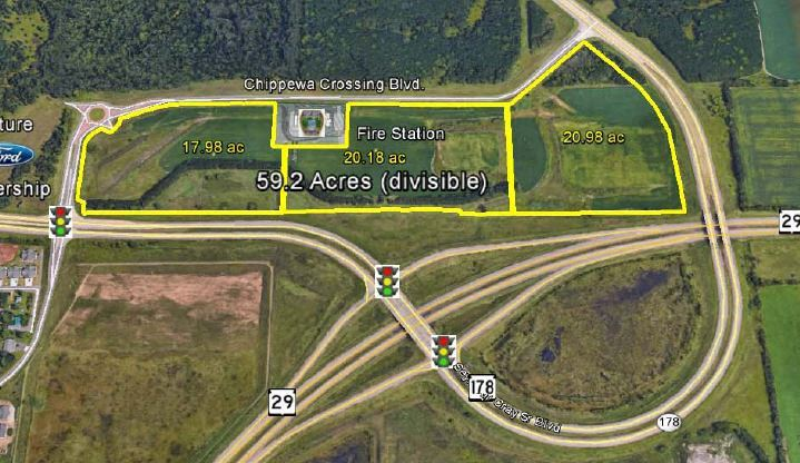 Chippewa Crossing Development Opportunity