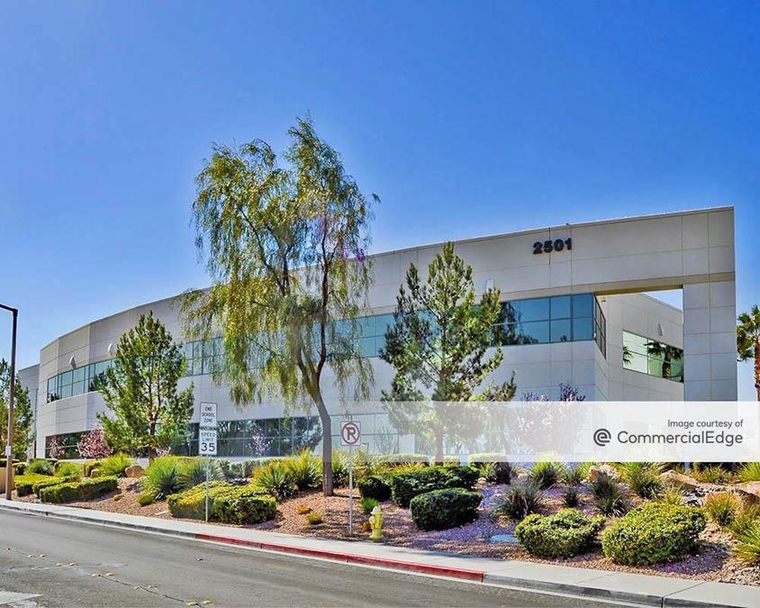 Las Vegas Technology Center II - 2501 & 7501 Trinity Peak Avenue