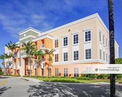 Heron Bay Corporate Center - 5850 Coral Ridge Drive - Coral Springs