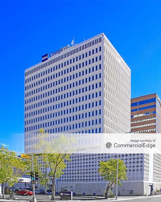 Compass Bank Building