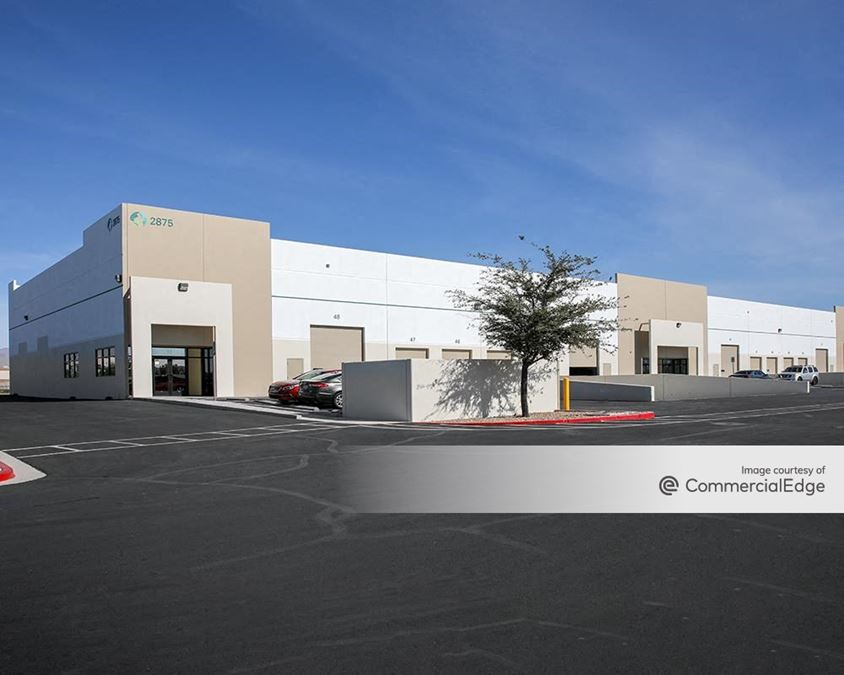 Prologis Cheyenne Distribution Center - 2875 North Lamb Blvd
