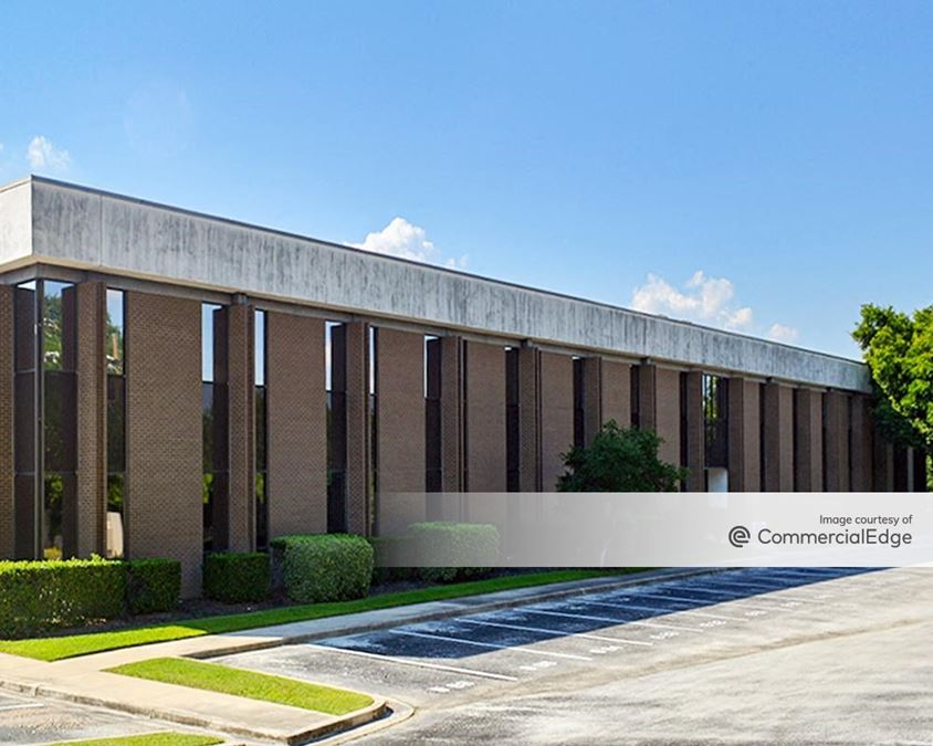 Brass Professional Center - Abilene, Houston & Bonham Buildings