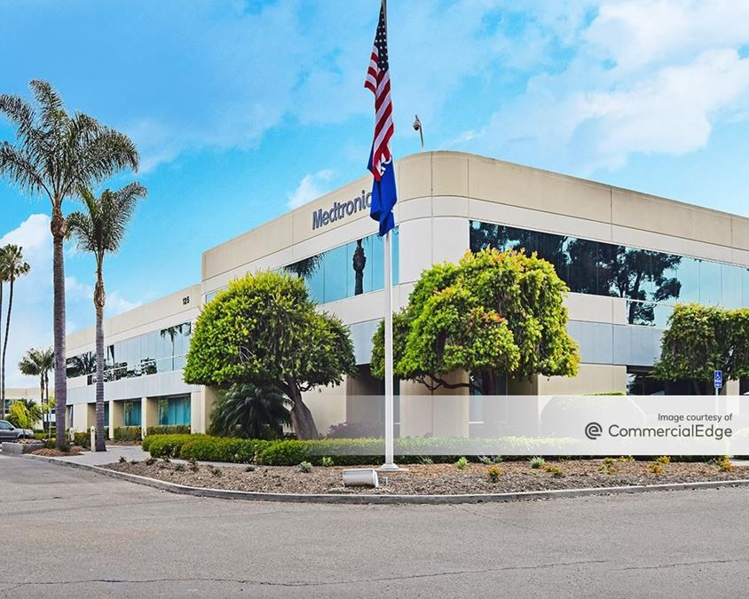 University Business Center - 125 Cremona Drive