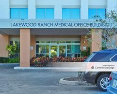Lakewood Ranch Medical Office Building I - Bradenton