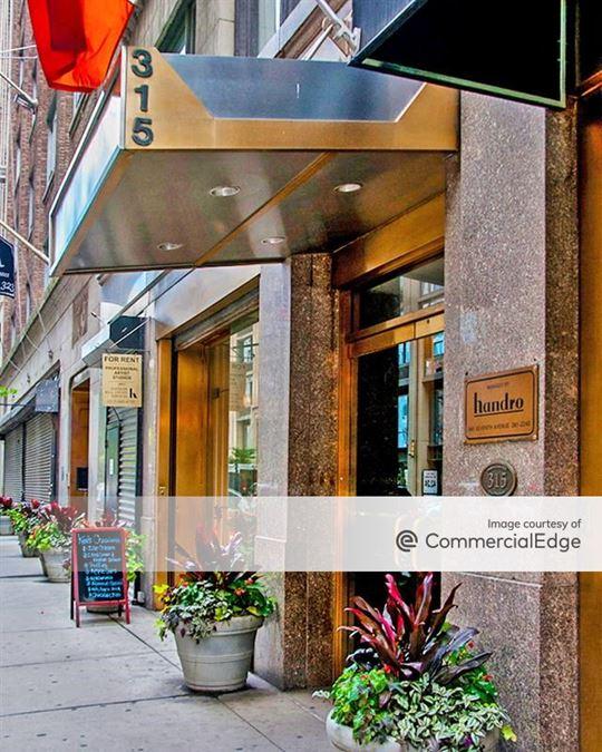 315 West 39th Street