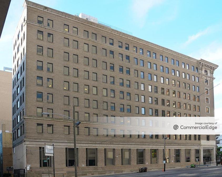 William J. Lhota Building