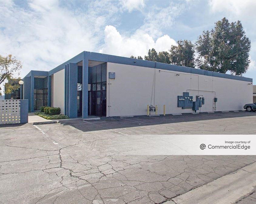ERC Business Park - 3201 & 3209 North Alameda Street