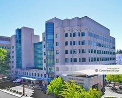 Marquam Hill - Hatfield Research Center & Biomedical Information Communication Center - Portland