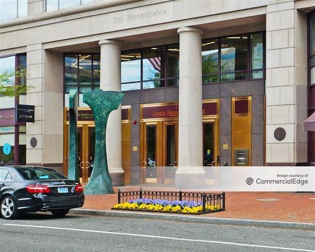 The James Monroe Building