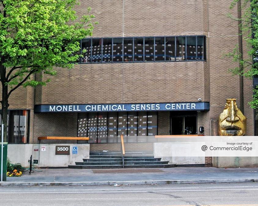The Monell Chemical Senses Center